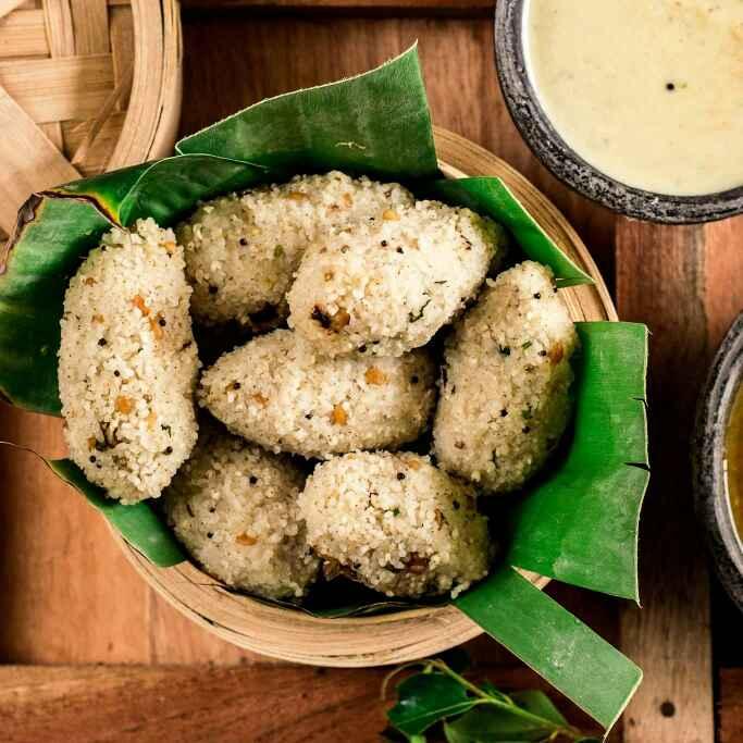 How to make Barnyard millet steamed dumplings
