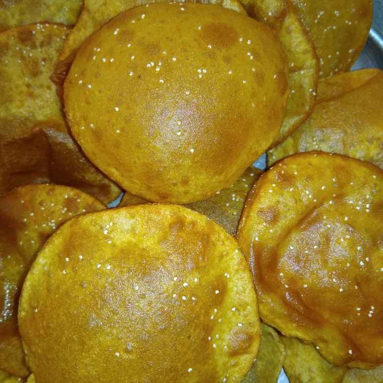 Photo of Pumpkin buns by Shaila Kattikar at BetterButter