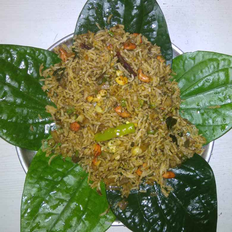 How to make BETEL LEAF RICE