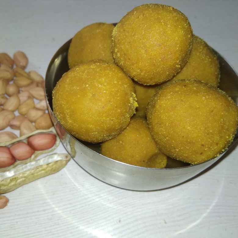Photo of Peanutdryfruits ladoo by Shaila Kattikar at BetterButter