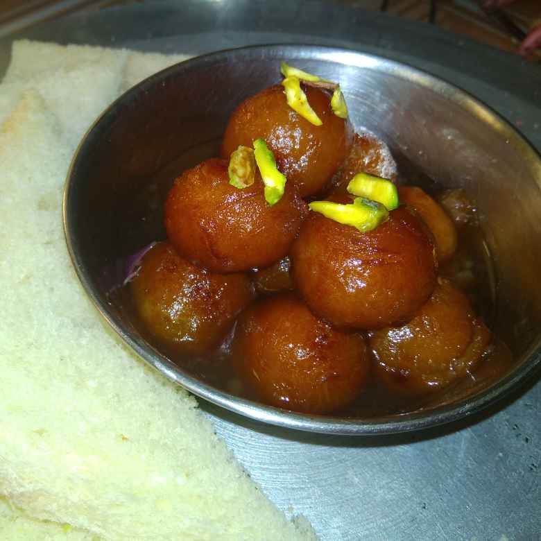 How to make Instant Bread Jamun