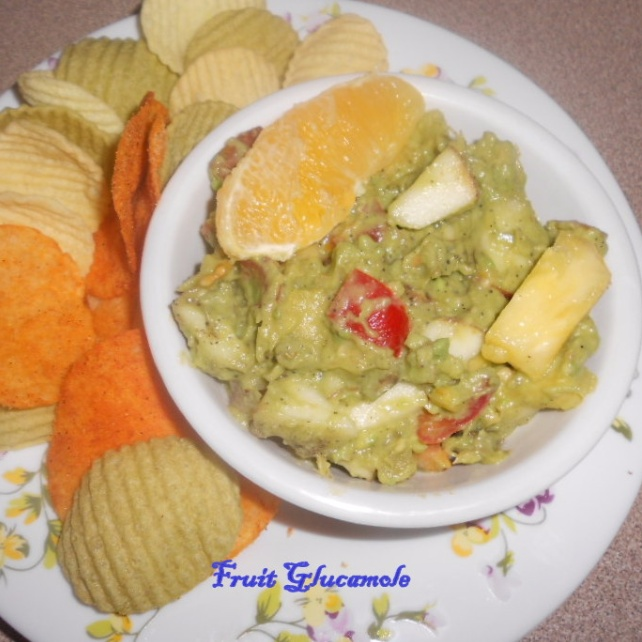 Photo of Fruit Guacamole by Shailaja R at BetterButter