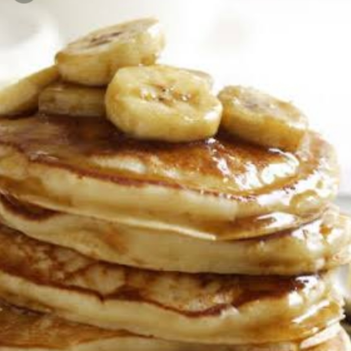 How to make Banana Pancake