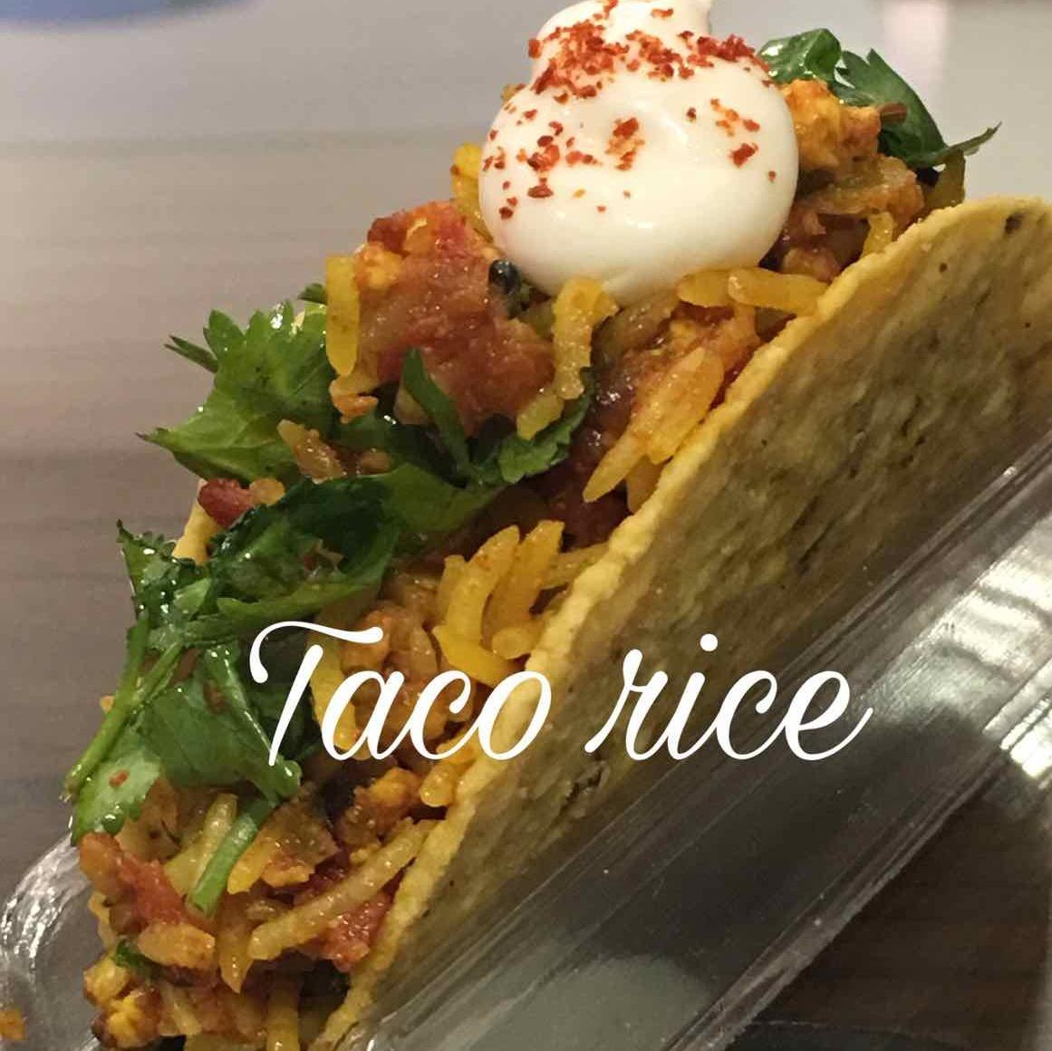 How to make Taco rice