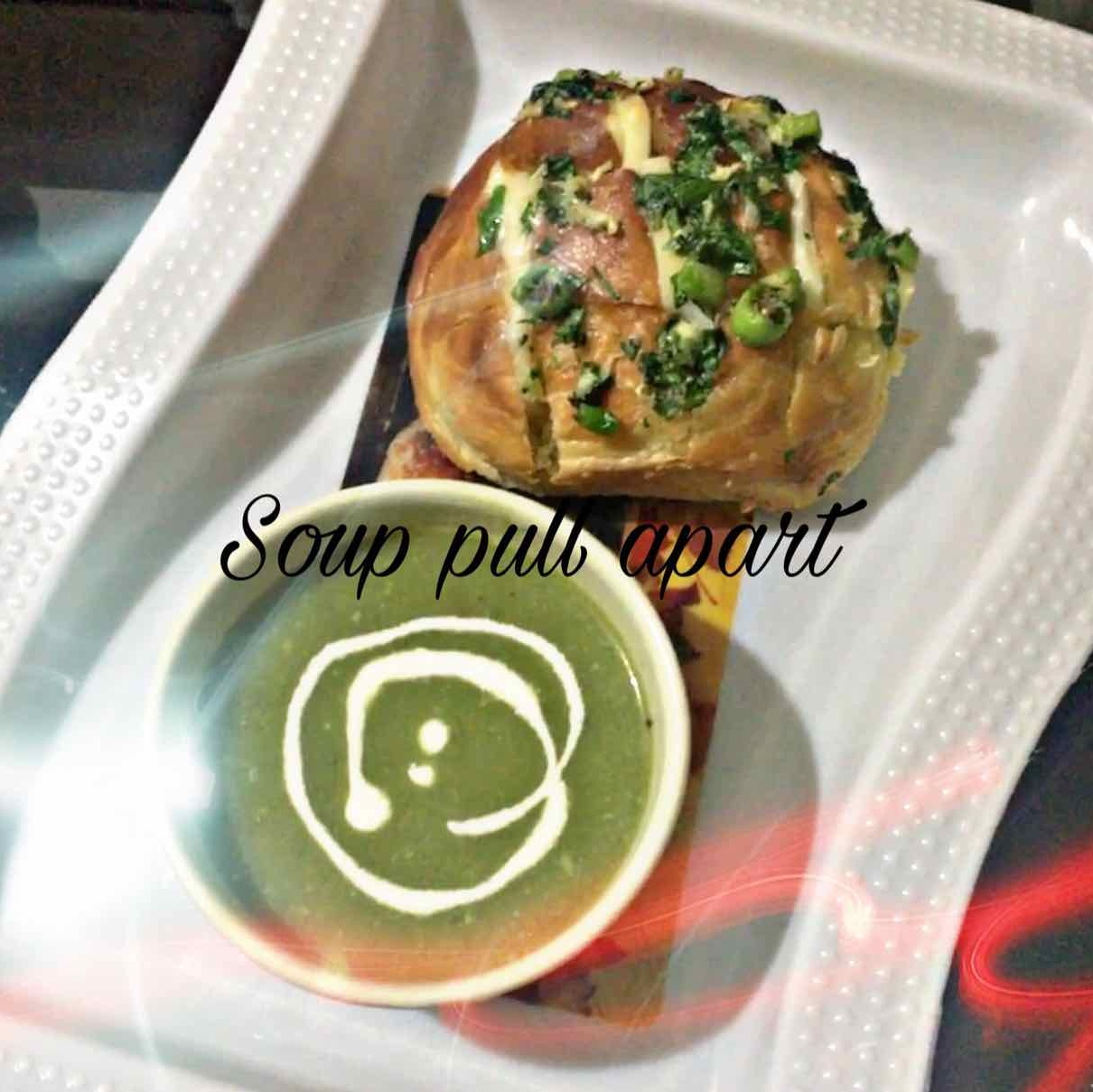 Photo of Soup pull apart by Shakuntla Parmar at BetterButter