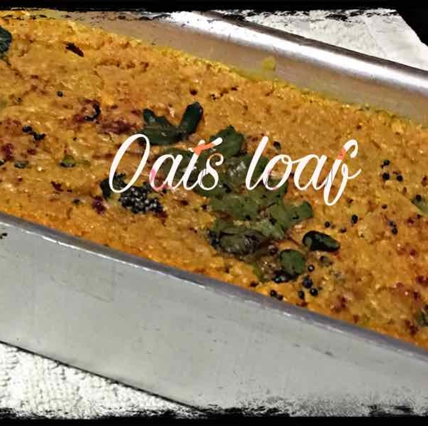 Photo of Oats carrot loaf by Shakuntla Parmar at BetterButter