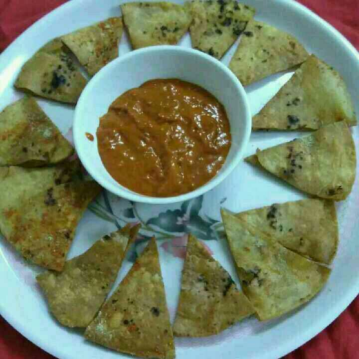How to make Chatpati Roti Snack