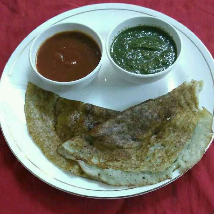 How to make Dosa from leftover rice
