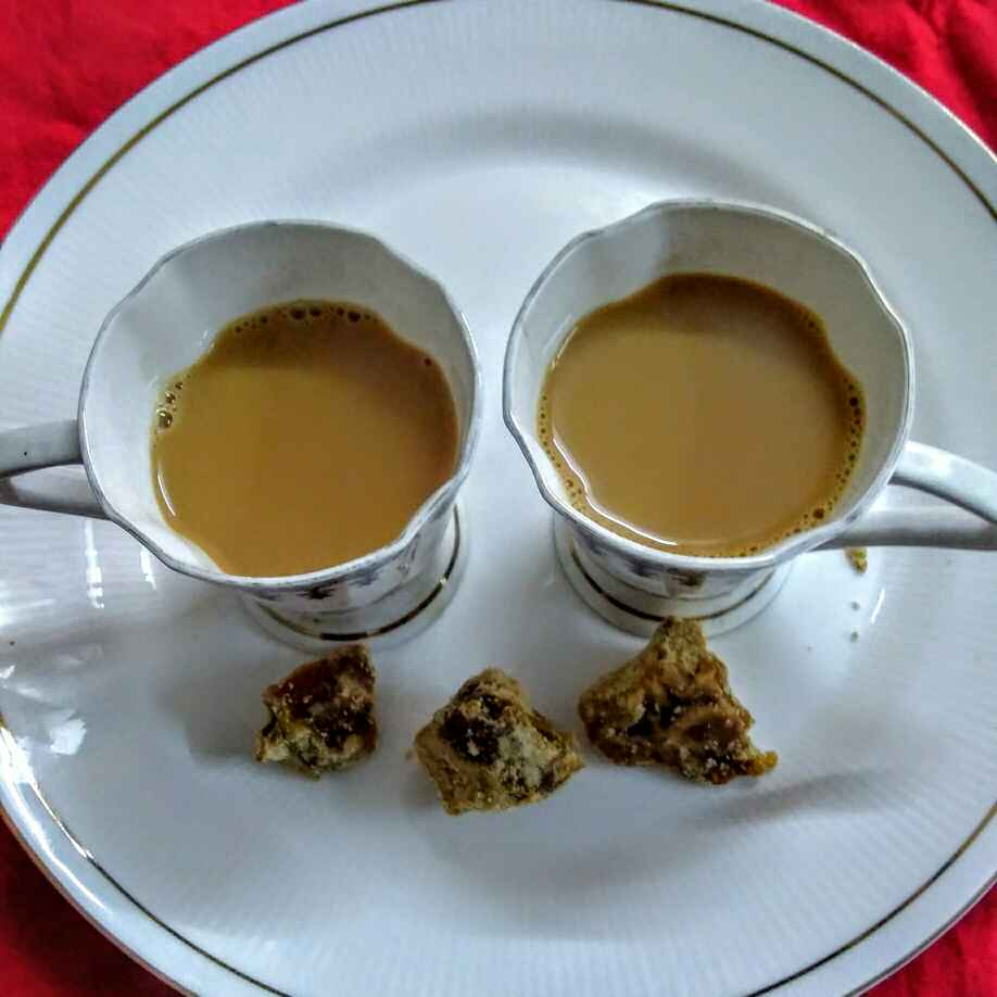 How to make Jaggery tea/gud wali chai