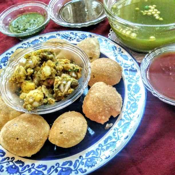 How to make Pani puri