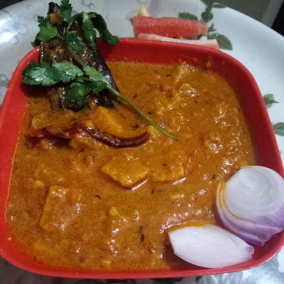 Photo of Besan roti masala by Shalinee Adesh at BetterButter