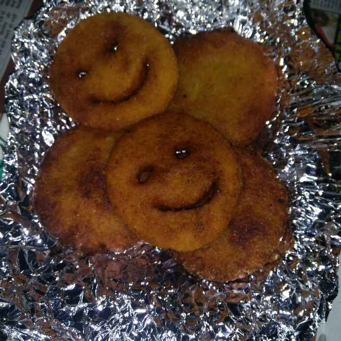 Photo of Potato smiley by Shalinee Adesh at BetterButter