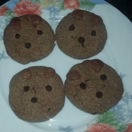 Photo of Ragi Rabbit Ccookie for Kids Lunch box by Shalini Agarwal at BetterButter