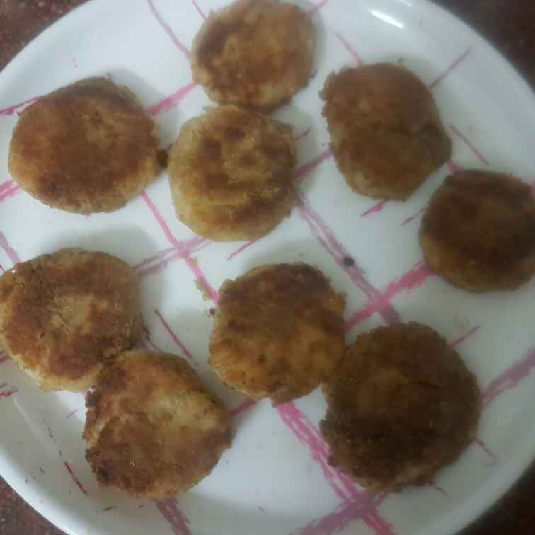 Photo of Arbi/ Colocasia cutlets by Shalini S at BetterButter