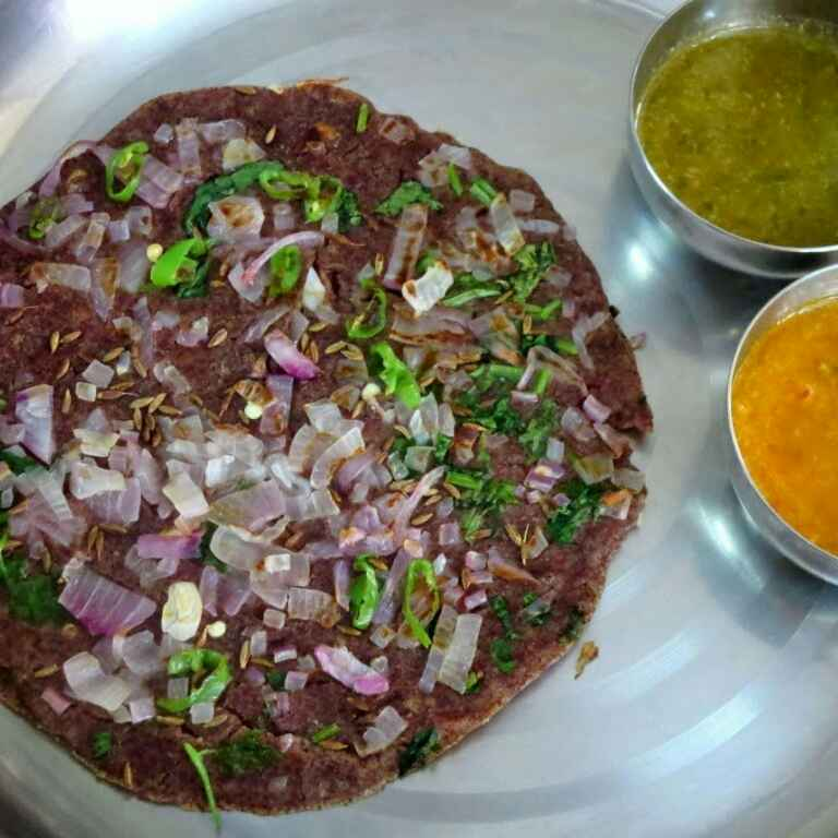 Photo of Ragi adai by Shalini Balamurugan at BetterButter