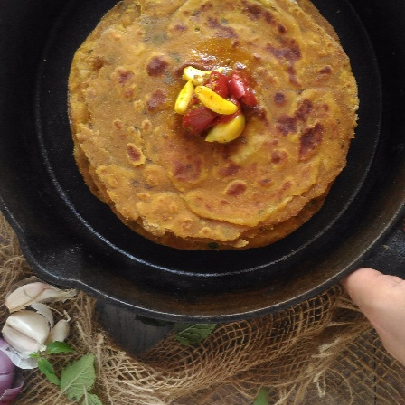 How to make Dal Parantha