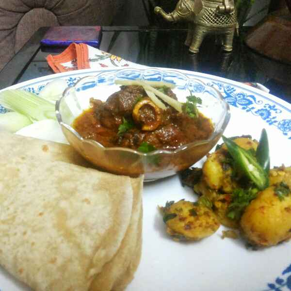 How to make Bhuna Meat