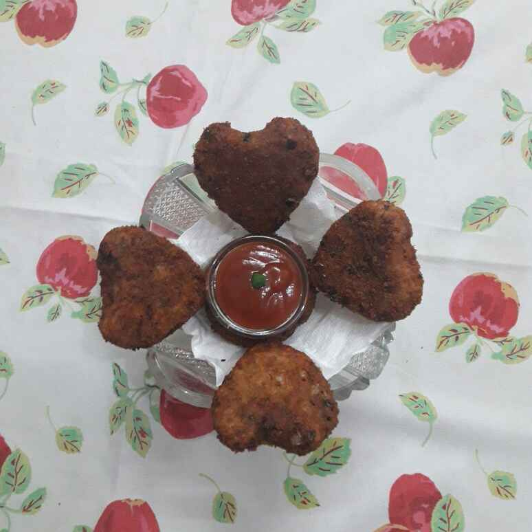 Photo of Soya Veg Cutlets by Shalini Shukla at BetterButter