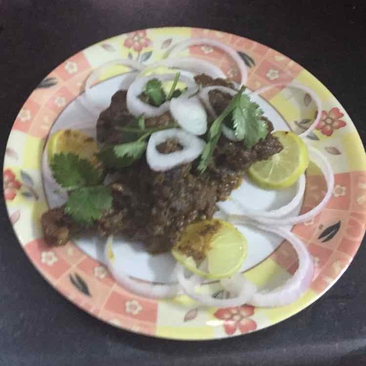 Photo of Bhuna hua mutton chhap by Shalini Verma at BetterButter