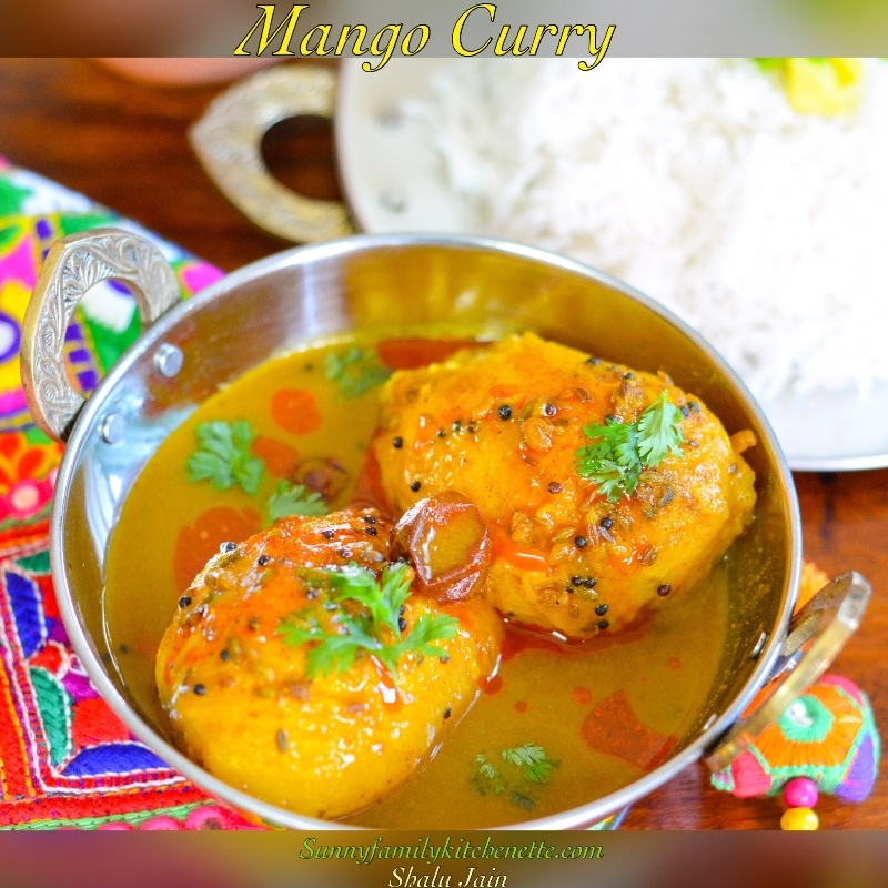 Photo of Mango Curry by Shalu Jain at BetterButter