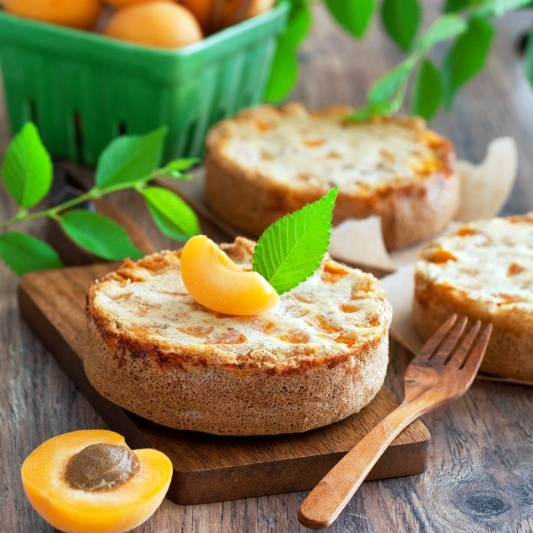 Photo of Mini Apricot Cake by Shambhavi Gupta at BetterButter