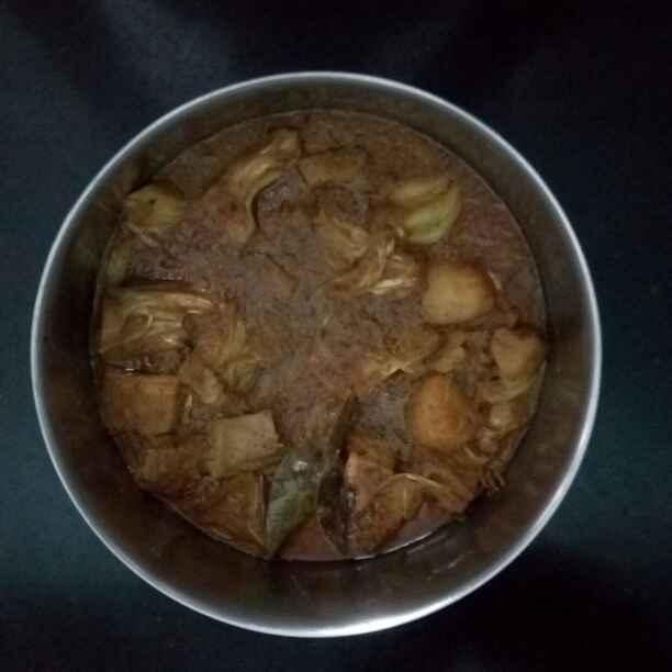 How to make Bengali Jackfruit (Kathal) Curry