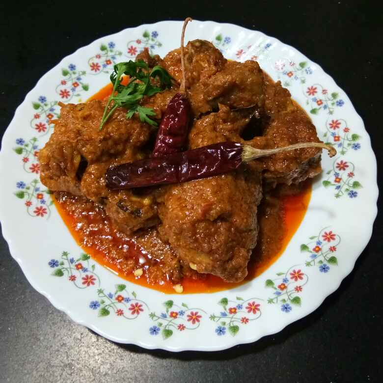 How to make Kadai Murg