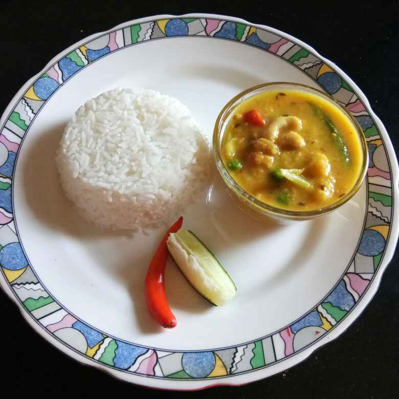 How to make Pancharatna dal