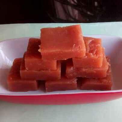 How to make গোয়াভা পেরাদ / গোয়াভা চিজ