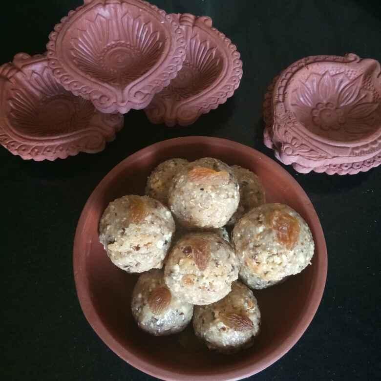 Photo of Popcorn Laddu by Shampa Das at BetterButter