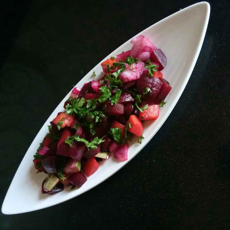How to make Beetroot Salad