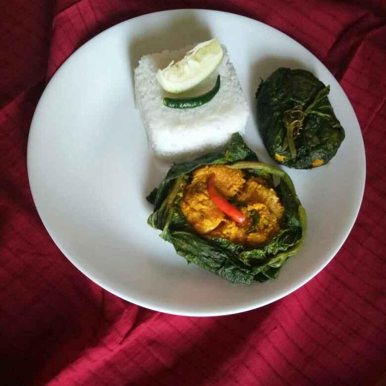 Photo of Chingri misti kumror puntli paturi by Shampa Das at BetterButter