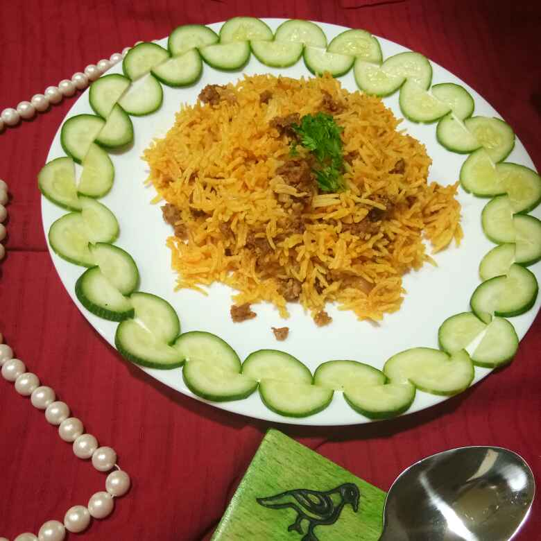 Photo of Chicken pulao in microwave oven by Shampa Das at BetterButter