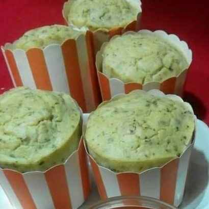 Photo of Mixed Herbs Salty Muffins by Shampa Das at BetterButter