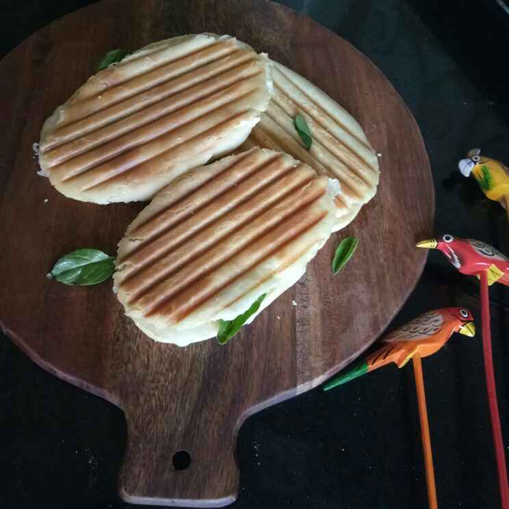 Photo of Panini Bread by Shampa Das at BetterButter