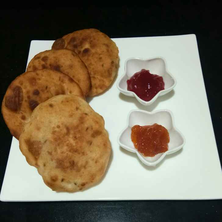 Photo of Mangalore Buns by Shampa Das at BetterButter