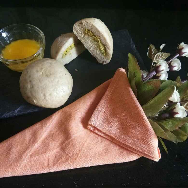 How to make Himachali Siddu / Sidku