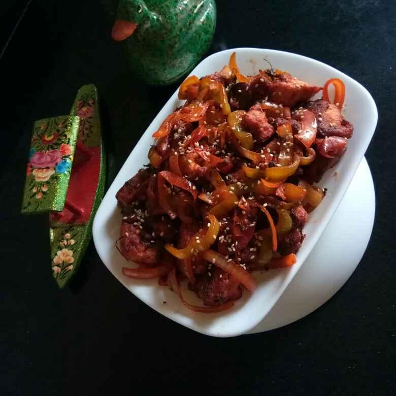 Photo of Kashmiri Chicken Kanti by Shampa Das at BetterButter
