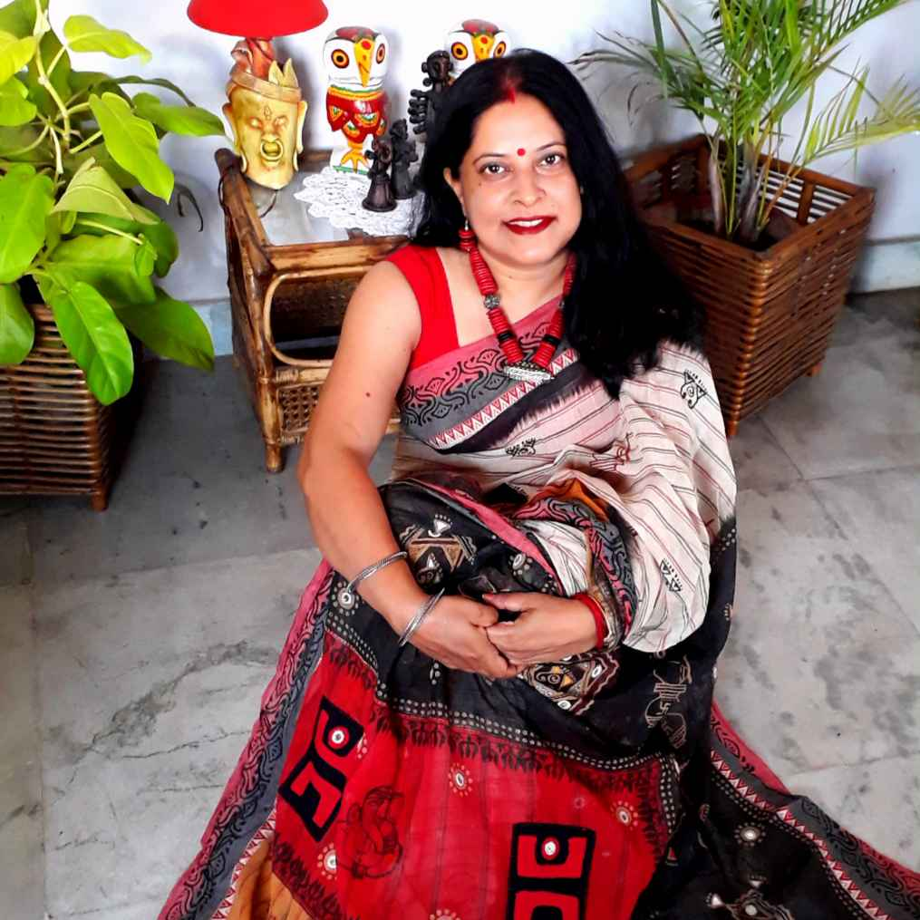 Shampa Dighal food blogger