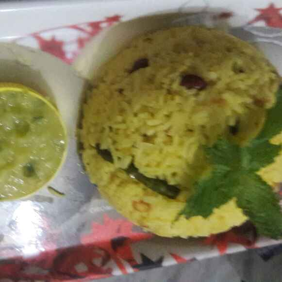How to make Mint lemon rice aur parwal ki chutney