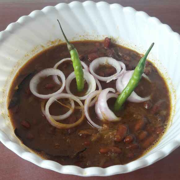 How to make Amritsari rajma masala