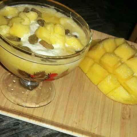 Photo of Mango mastani by shanta singh at BetterButter