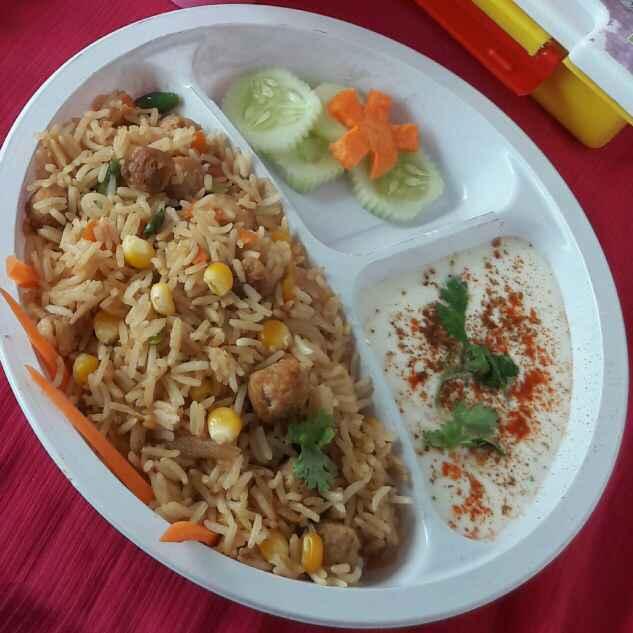 Photo of Veg fried rice by shanta singh at BetterButter