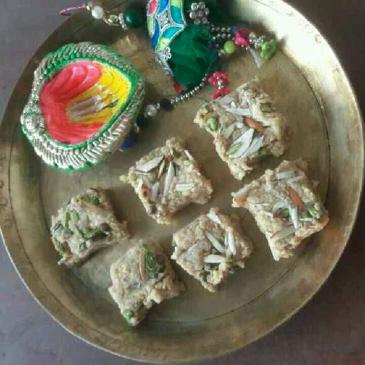 How to make Kwik kalakand