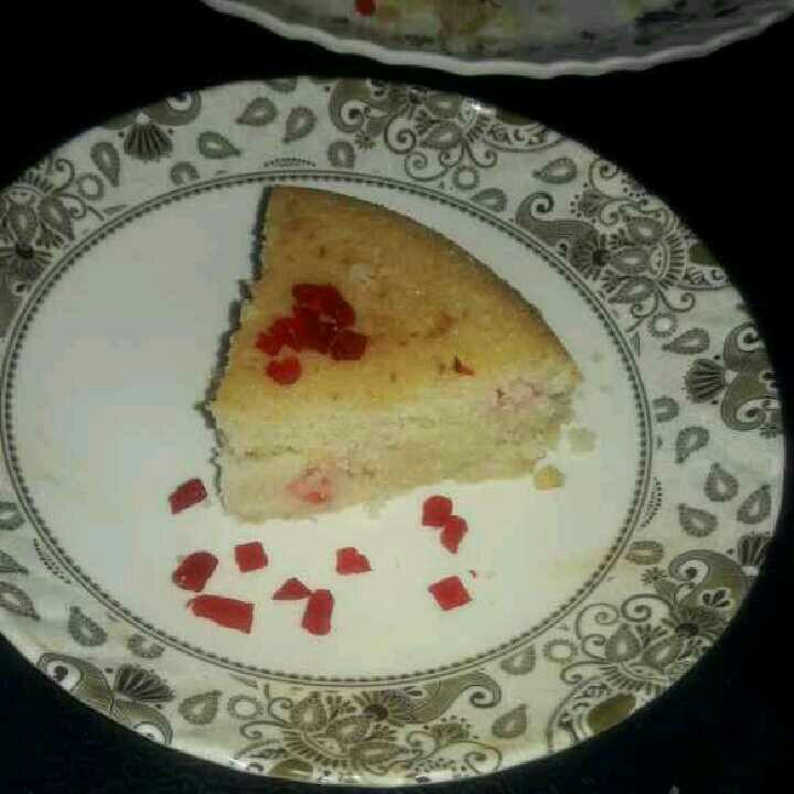 How to make Rava cake bina oven ke