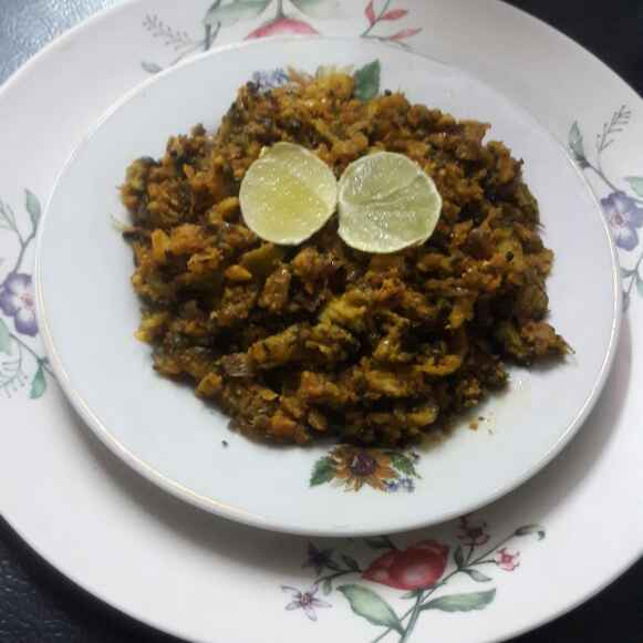 How to make Karela bhurji