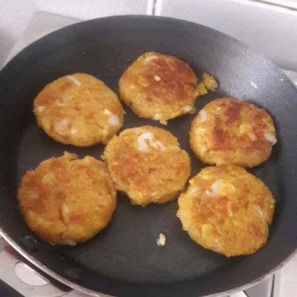 How to make Aalu tikki