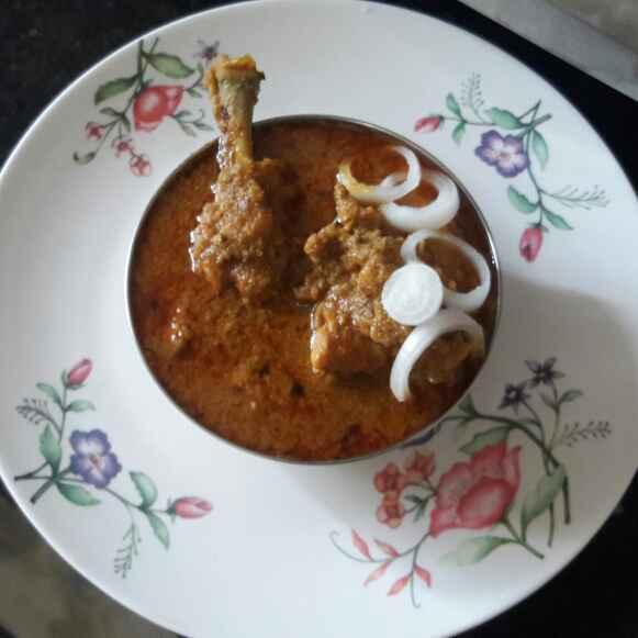 How to make चिकन करी