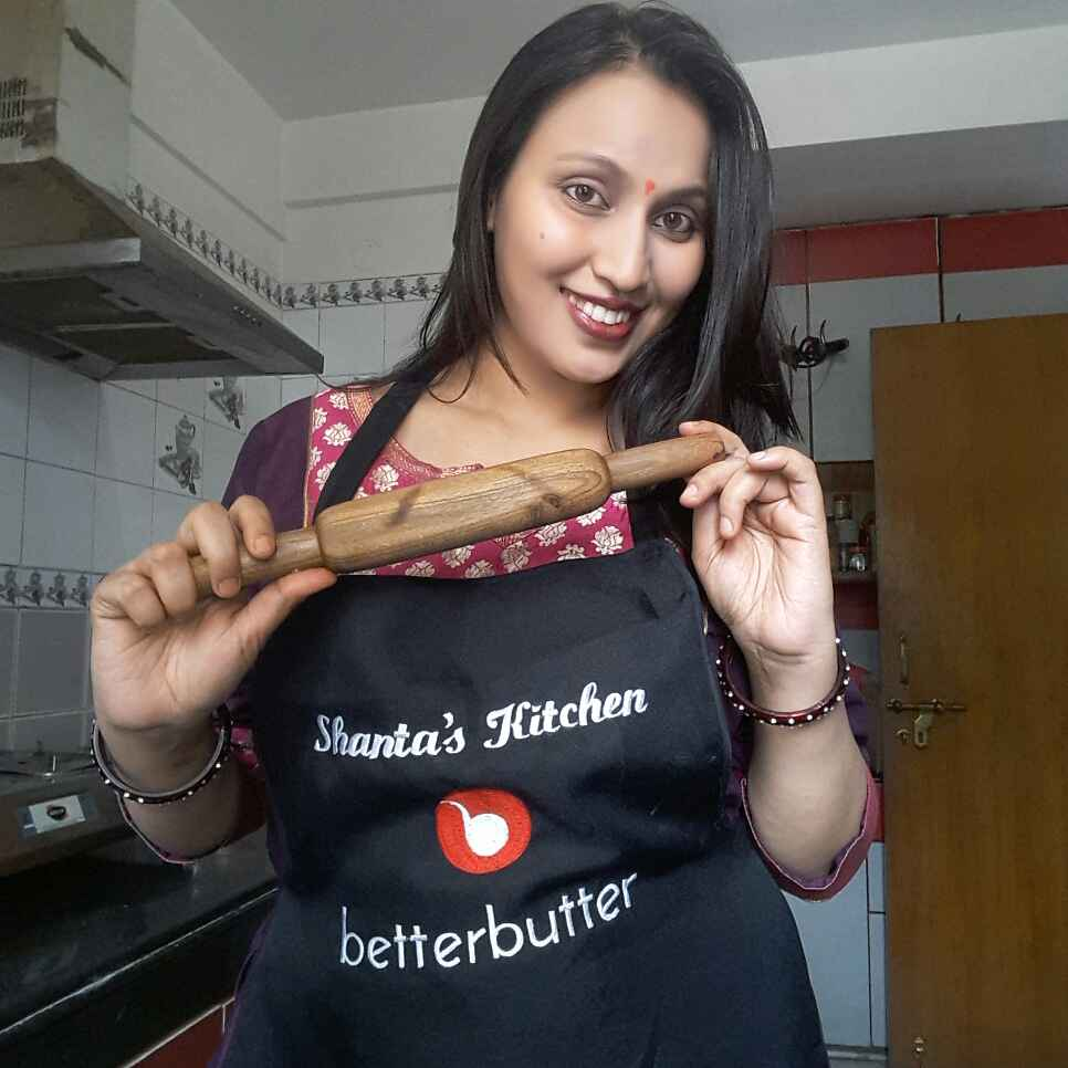 shanta singh food blogger