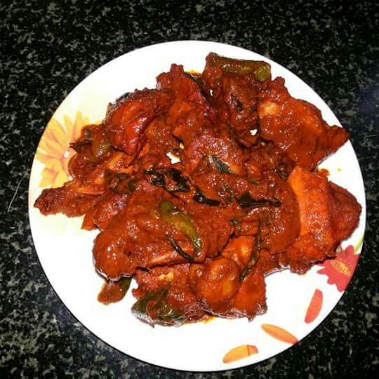 Photo of Masala Chicken fry by sharana shan at BetterButter